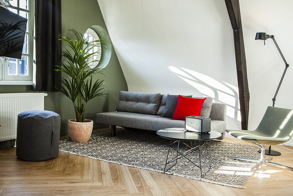 The Duke Boutique Apartments Den Bosch